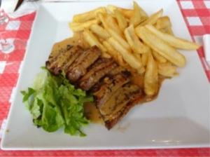 Magret de canard- Paris
